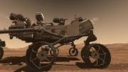 انیمیشن مریخ نورد کنجکاوی
