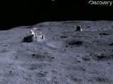 رانندگی در ماه